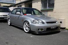 Civic+EK+Sedan | Re: 96 Honda Civic EK4/SiR sedan.