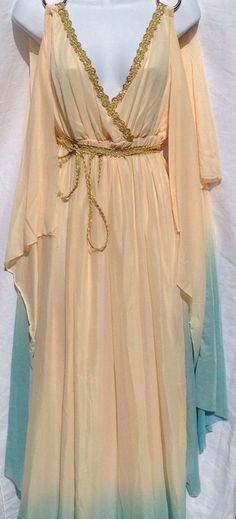 Women's Cleopatra Halloween Costume Dress Spencer Gifts Greek Goddess Large 12   Clothing, Shoes & Accessories, Costumes, Reenactment, Theater, Costumes   eBay! Medusa Costume, Cleopatra Costume, Egyptian Costume, Queen Cleopatra, Cool Costumes, Halloween Costumes, Adult Halloween, Cleopatra Halloween, Greek Goddess Costume