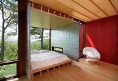 Designed by Bohlin Cywinski Jackson. Edge House