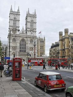 Westminster Abbey, London, England  | We are collecting the best pictures on net :)