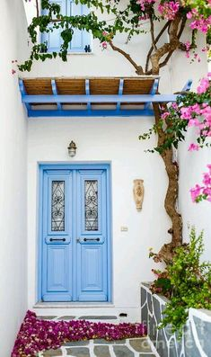 Gorgeous front doorw