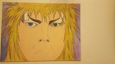 Dentro del laberinto, David Bowie