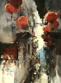 Chien Chung Wei, 九份Jan 17