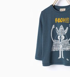 T-shirt en coton organique monstres T Shirt Enfant, Organique, Monstres,  Tendances 017ddb04a3c