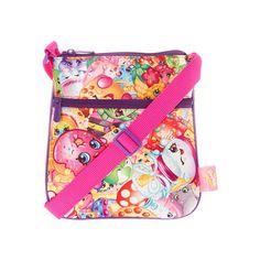 Shopkins Cross Body Bag ($35) ❤ liked on Polyvore featuring bags, handbags, shoulder bags, cross body, crossbody purse, crossbody handbags and crossbody shoulder bags