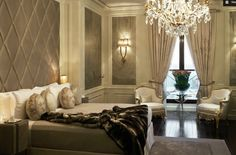 Candy & Candy Design - Classical style Bedroom