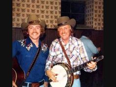 JD Crowe with Keith Whitley  I Don't Want To Cry This Early
