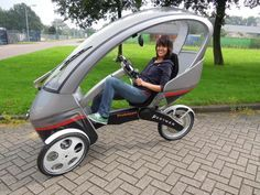 Trike - Winshield Wiper