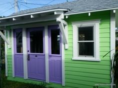 Shed Art Studio and Tiny Houses for Creating Art Photo