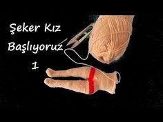 Amigurumi Bebekler İçin Ayak Yapımı 1 ( Amigurumi crochet tutorial | Free Pattern Amigurumis) - YouTube