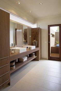 Denver bathroom, metricon homes