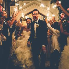 The Most Epic Songs for Your Wedding Exit | Brides.com