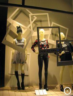 H&M : #Amsterdam #shopwindow tour | www.facebook.com/viewonretail | www.viewonretail.blogspot.com