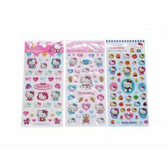 Hello Kitty sticker set (model 2) - Kawaii Stickers - Stationery | Blippo.com - Japan & Kawaii Shop