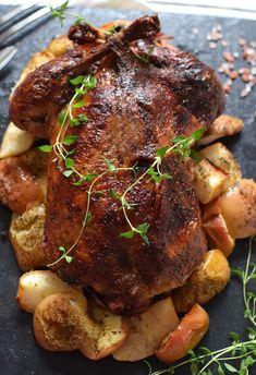 B Food, Love Food, Paleo Recipes, Dinner Recipes, Polish Recipes, Tandoori Chicken, Poultry, Chicken Recipes, Menu