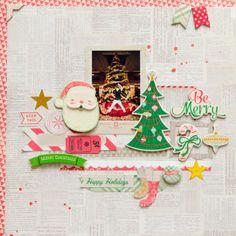 Happy Holidays by geekgalz at @Studio_Calico