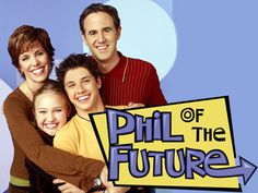 Phil of the Future - (2004-2006). Starring: Raviv 'Ricky' Ullman,  Alyson 'Aly' Michalka, Amy Bruckner, Craig Anton, Lise Simms, Brenda Song, J.P. Manoux and Kay Panabaker. Partial Guest List: Ben Savage, Estelle Harris, Yeardley Smith, Jason Earles, Rodney Dangerfield, Eric Allan Kramer and Orlando Brown.