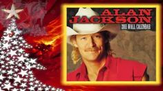 """Alan Jackson - """"Just Put a Ribbon In Your Hair"""" - Merry Christmas to all. Country Christmas Music, Xmas Music, Country Music, Alan Jackson Music, Allan Jackson, Southern Men, Favorite Christmas Songs, U Tube, Hard Rock"""