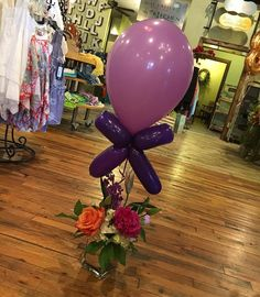 ....Or Flowers & >>Balloons<<!!! #doublertradingco #audreysflorist #afloralboutique #shoplocal #grahamtx #lovebubbles by doublertradingco