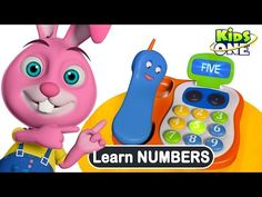 moral stories: Learning Numbers for Toddlers Nursery Rhymes Serie...