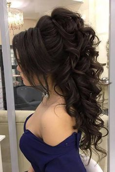 Wedding Guest Hairstyles For Long Hair 4