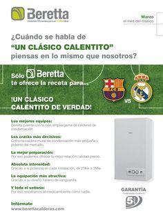 Beretta 2015 - Clásico Madrid-Barça #emailng #dayketing