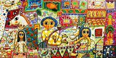 *Ronaldo Mendes, Maestria na Arte Naif* Nasceu em 1961 na cidade de Belo Horizonte. capital do Estado de Minas Gerais, desde a infância sentia-se atraído pelas Artes Plásticas, tanto que em sua adolescência ingressou em um, curso de desenho. Mas pouco tempo depois, abandona o curso de desenho e d... >>> betomelodia - música e arte brasileira: Ronaldo Mendes, Maestria na Arte Naif