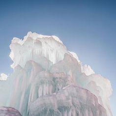 Ice sculpture ❄️#fragmentmag @fragmentmag