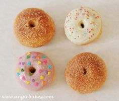 šišky Doughnut, Donuts, Ale, Baking, Sweet, Recipes, Food, Frost Donuts, Candy