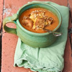 {fast FEASTS} Tomato and Lentil Soup | love & zest