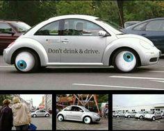 Campagna di sensibilizzazione alla guida responsabile - Ministero dei Trasporti tedesco