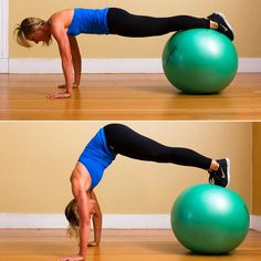 25 Ways to Tone Your Abs Without Crunches: Let's be honest: crunches aren't the most exciting of exercises.
