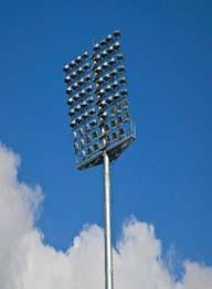 High Mast Pole and polygonal poles are tailor made to our customer's requirements.