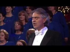 "I believe this the BEST Andrea Bocelli song EVER. Listen as he joins the Mormon Tabernacle Choir in Salt Lake City, Utah for an unforgettable rendition of  ""The Lord's Prayer."" My apologies as the end has been cut off I have reposted the full version on my channel."