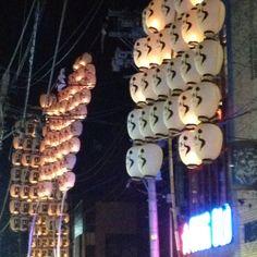 戻り竿燈が私は一番好きですね(^-^)/