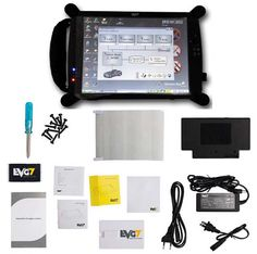 MB SD C4 Star Diagnostic Tool With Vediamo V05.00.06 Engineering Software Plus EVG7 Tablet PC Support Offline Program on Sale - US$1,199.00