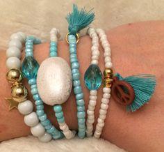 NEW | alle armbandjes voor € 4,00 per stuk | #marblesmusthaves #handmade #sieraden #new #beads #ibiza #hip #trendy #happycolors #armbanden #armcandy #loveit