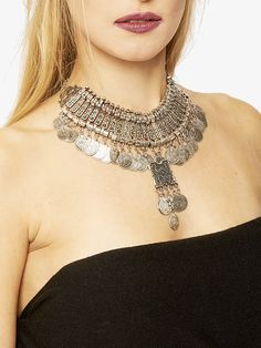 iCatchy Maxi Boho Necklace - iCatchy
