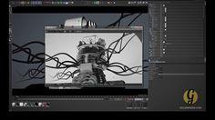Making of Primitive 3d Robot in Cinema 4d & Octane 2 Read more: http://www.cgmotionbox.com/2015/03/primitive-3d-robot-cinema-4d-octane-2/#ixzz3TMOuN2lO