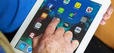 7 Ways to Help the Elderly Learn How to Use a Mac, iPhone, or.: 7 Ways to Help the Elderly Learn How to Use a Mac, iPhone, or iPad… Helping The Elderly, Application Icon, Any App, Assistive Technology, Best Smartphone, Window Cleaner, Best Apps, Getting To Know You, Get The Job