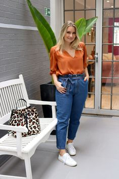 Curvy Girl Outfits, Modest Outfits, Cute Casual Outfits, Plus Size Outfits, Looks Plus Size, Look Plus, Look Fashion, Fashion Outfits, Dresses For Apple Shape