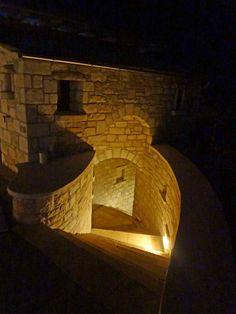 Mountain Stone House Tsagkarada, Pelion, Greece by Dimitri Philippitzis Arches, Architecture Details, Greece, Mountain, Stone, House Styles, Building, Holiday, Blog