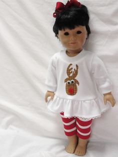 Christmas Collection by DollClothesByJane on https://www.facebook.com/pages/Doll-Clothes-by-Jane-Fulton/167968763258152?ref=hls