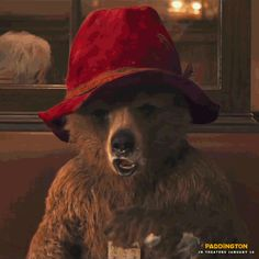 Be very careful not to mispronounce Paddington's bear name! That would be extremely rude.