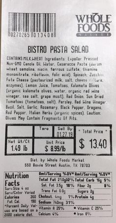 3ecaba295871b Baby Spinach Recall Affects Whole Foods Market Stores Prepared Food (US CT,  FL, ME, MA, NH, NJ, NY, RI) + Fresh Peaches, Plums, Nectarines Recalled for  ...