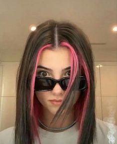 Beautiful Girl Image, The Most Beautiful Girl, Blue Hair, Pink Hair, Girl Celebrities, Celebs, Hair Color Streaks, Famous Girls, Dream Hair
