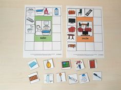 Diy And Crafts, Crafts For Kids, Speech And Language, Montessori, Vocabulary, Games, Matcha, Kid Activities, Flute