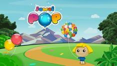 Games For Kids, Games To Play, Solitaire Games, Game & Watch, Colourful Balloons, Triplets, Online Games, Pikachu, Jewels