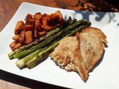 Az evést élvezni kell! Diétás étrend másként. :: Fitten-pozitívan :) Granola, Asparagus, Vegetables, Fitness, Food, Meal, Muesli, Essen, Vegetable Recipes