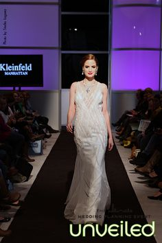 TrendSpot Fashion Shows features Angelique's Bridal Salon, Savvi Formalwear, The Wedding Shoppe, Kleinfelds's Manhattan, and Mestad's Bridal.
